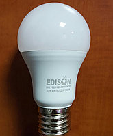 Лампочка GAUSS 12W LED=100W 3000K теплый свет, фото 1