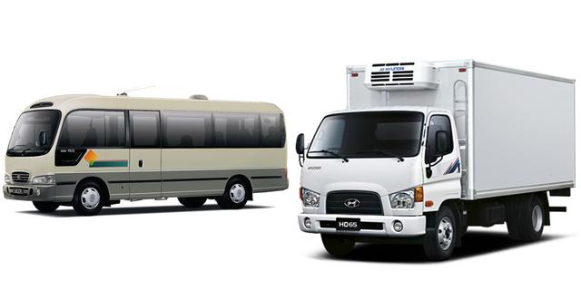 Hyundai HD Truck/ Mighty/ County