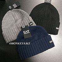 Зимняя шапка EA7, фото 1