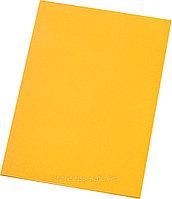 Доска разделочная 500х350х18 желтый полипропилен