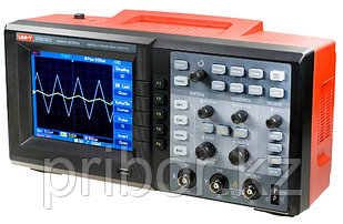 Осциллограф 100МГц, 2-х канальный UNI-T  UTD2102C