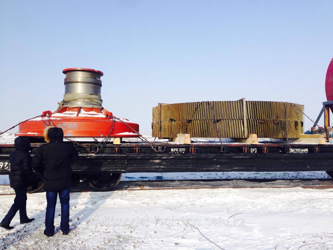 Негабаритные грузоперевозки Китай - Казахстан, Россия