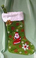 """Носок для подарков """"Дед мороз"""", фото 1"""