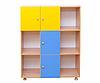 Шкаф-стеллаж «Мозаика»