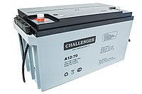 Аккумуляторная батарея CHALLENGER A12-70 для источников бесперебойного питания