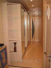 Встраиваемая мебель на заказ, гардеробные комнаты, фото 3