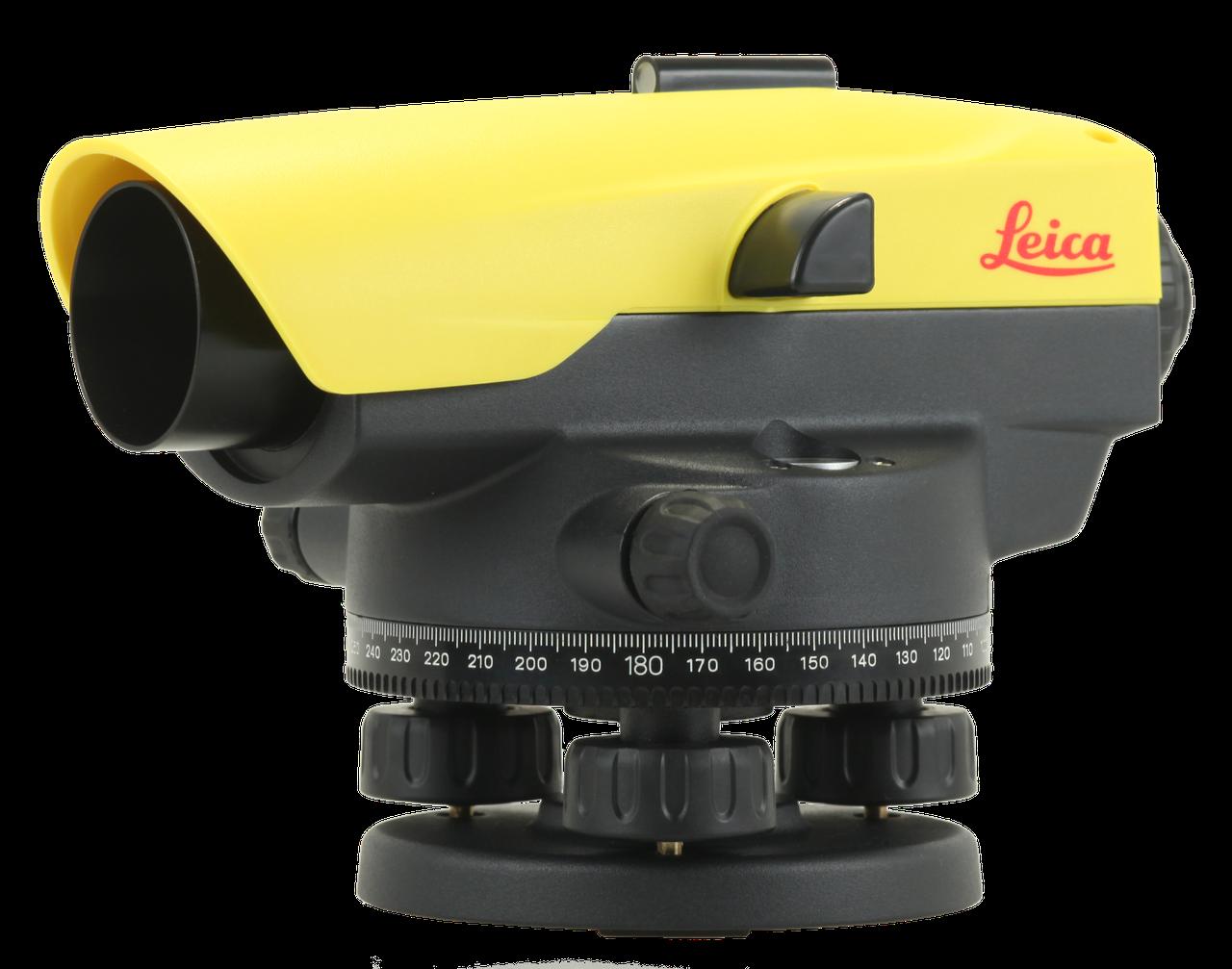 Инженерный оптический нивелир Leica NA524
