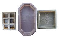 Форма «Лабиринт» для изготовления брусчатки