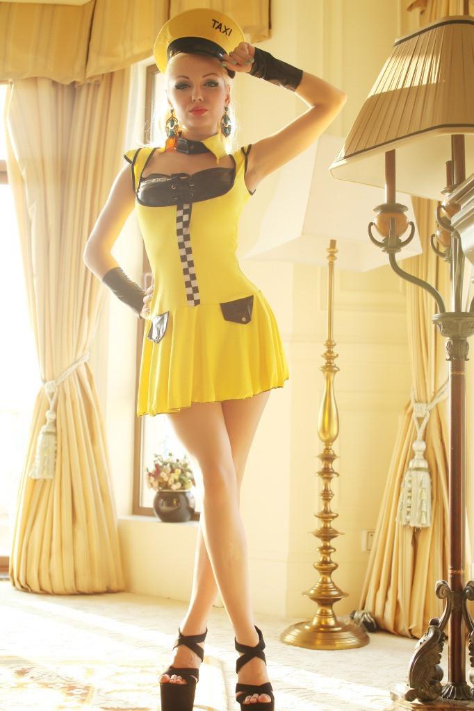 Игровой костюм Строптивая таксистка