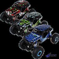 Радиоуправляемая машинка на пульте управления Rock Crawler HB P1003 4WD RTR, 1:10, фото 1