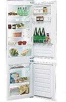 Встраиваемый комбинированный холодильник Whirlpool BI ART 6600/A+/LH