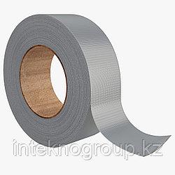 Армированная лента, Duct Tape серый 50м х 50мм