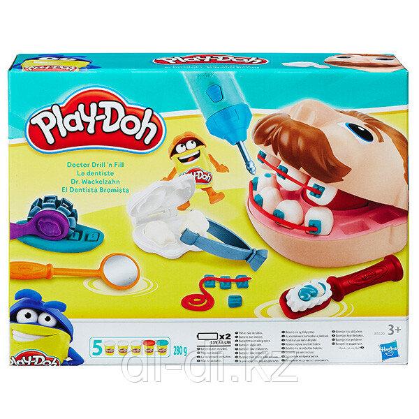 Hasbro Play Doh Мистер Зубастик (версия 2016)