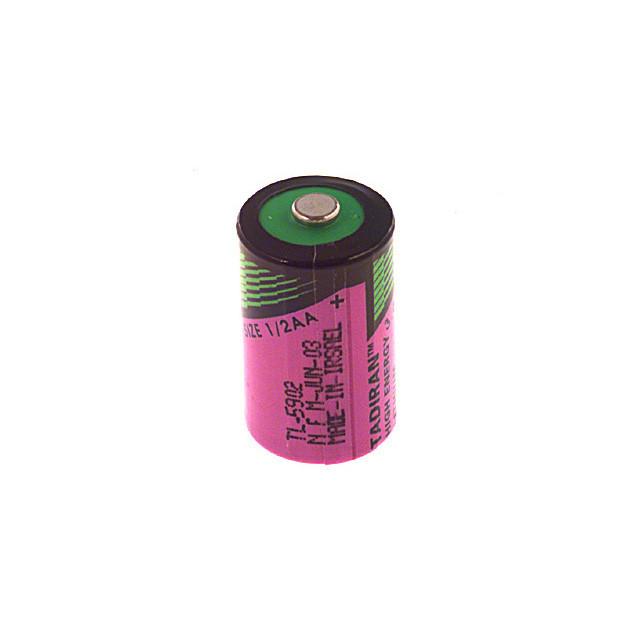 Батарейка 3,6v 1200mAh TL-5902, 1/2AA TADIRAN/израиль/ 14мм х25мм