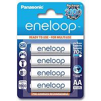 Аккумуляторы Panasonic Eneloop AA 2000 mAh (min.1900mah)