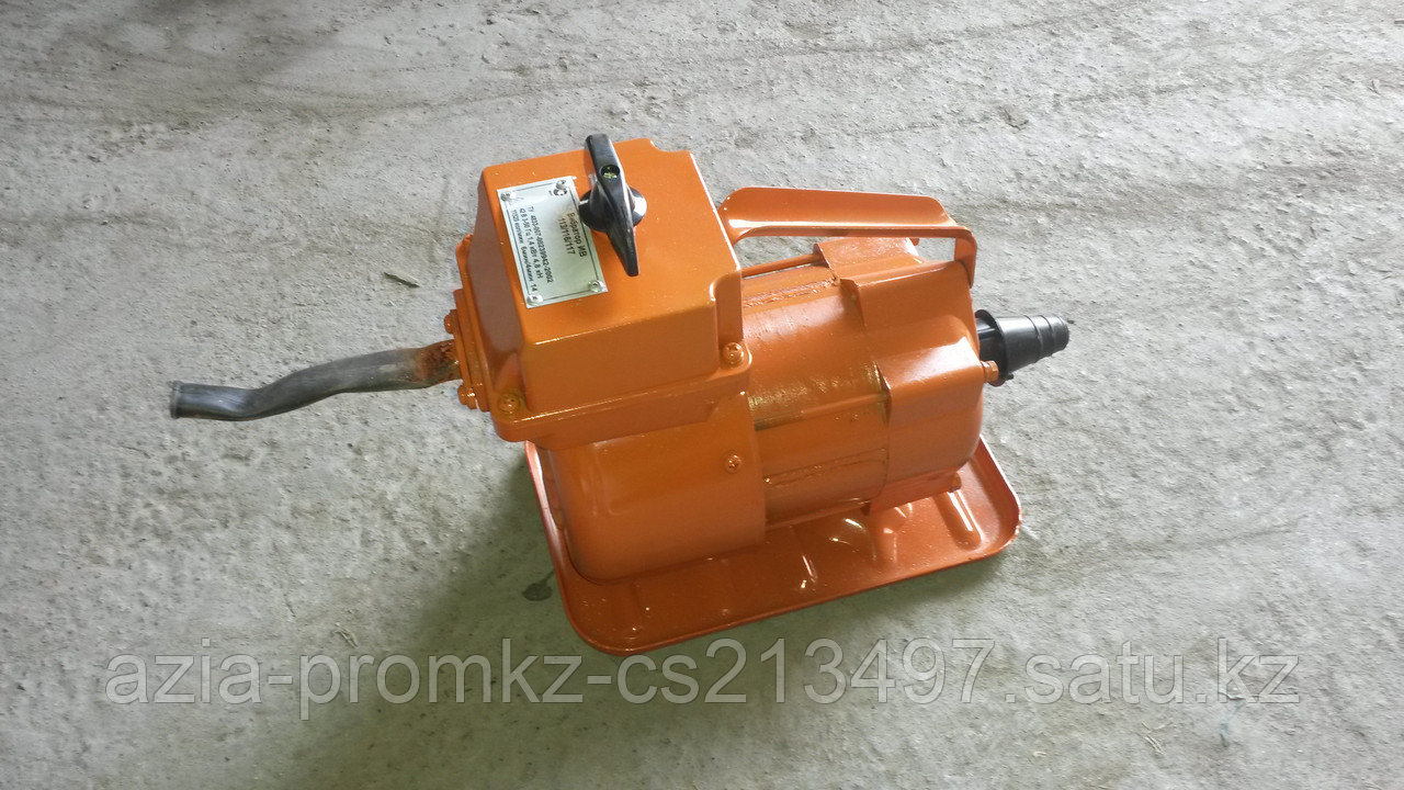 Вибратор глубинный ИВ-116А (Электродвигатель 1,4 кВт/42В)