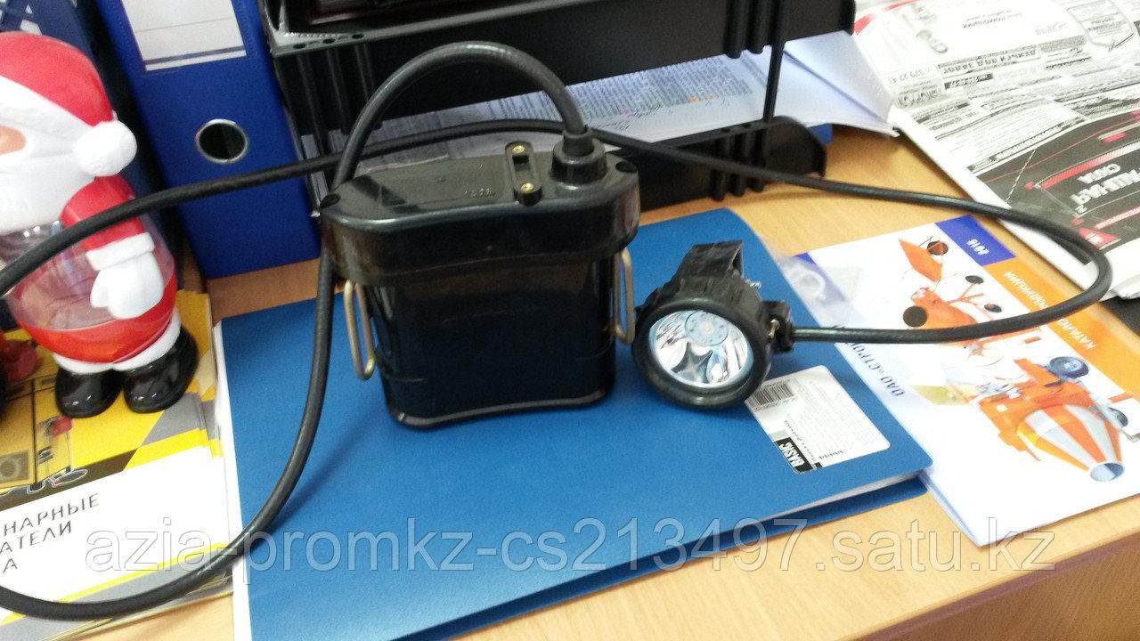 Фонарь аккумуляторный Шахтерский СГГ 5 (06 )