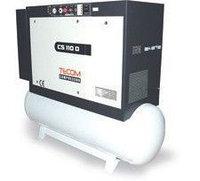Винтовой компрессор CS 75 D 10 (ресивер 500 л.)