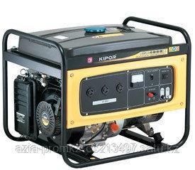 Бензиновый генератор KIPOR KGE4000E
