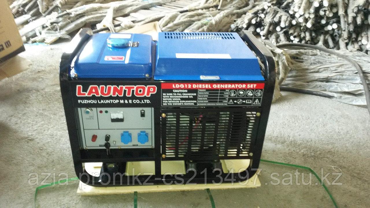 Дизельный генератор LAUNTOP LDG12
