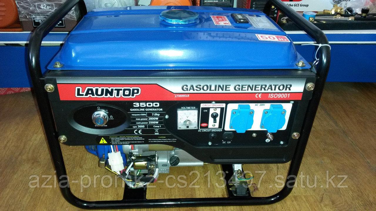 Бензиновый генератор LAUNTOP LT3500CLE