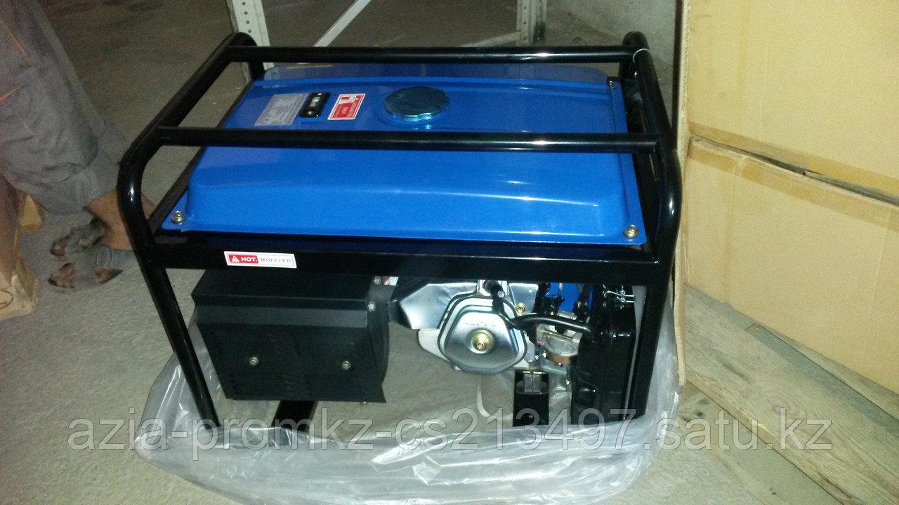 Бензиновый генератор LAUNTOP LT5000CLE