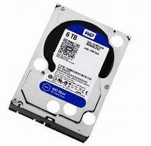 "Western Digital WD60EZRZ Жесткий диск HDD 6Tb Blue SATA 6Gb/s 3.5"" 64Mb"