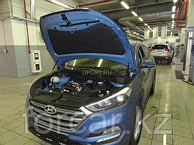 Установочный комплект амортизаторо (упоров) капота для Hyundai Tucson (2015-), фото 2