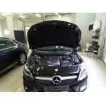 Установочный комплект амортизаторов (упоров) капота для Mercedes-Benz CLA ( C117 2013- ), фото 2