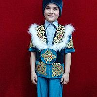 Шапан детский национальный костюм