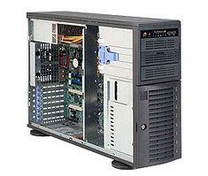 Сервер SuperMicro CSE-743T-665/X10SRi/E5 2609v4/16GB ECC DDR4 2133Mhz/2*1TB SATA/665W PS