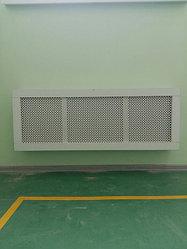 Декоративные короба из МДФ для радиаторов отопления.