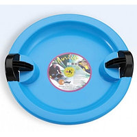Тарелка ледянка KHW FUN UFO с тормозом  76220 (голубой)