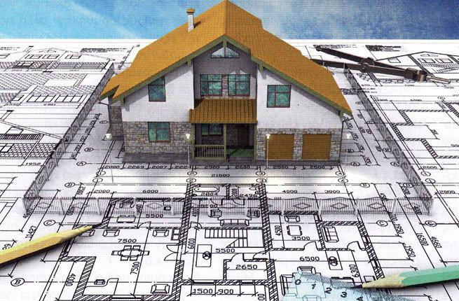 Архитектурное проектирование помещений