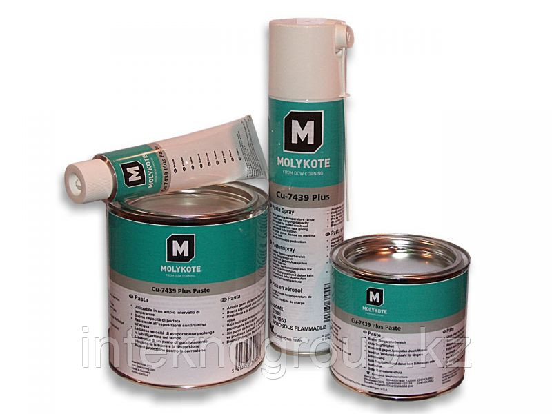 Dow Corning Molykote CU-7439 Plus paste 0.1 kg
