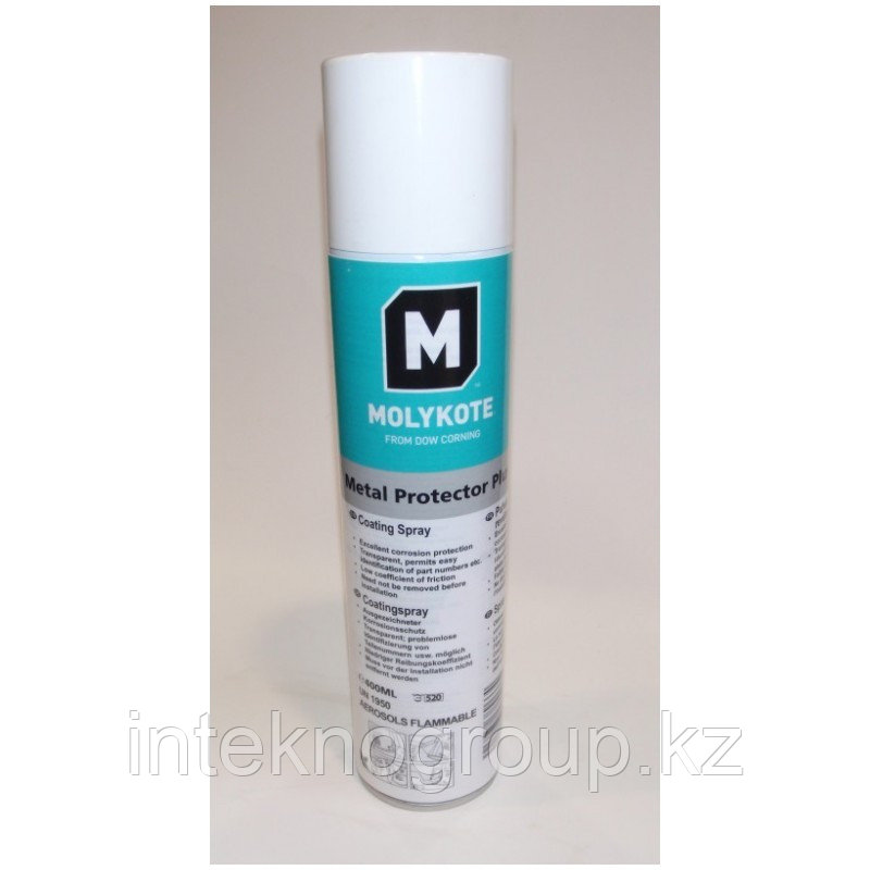 Dow Corning Molykote Metal Protector spray 400 мл.