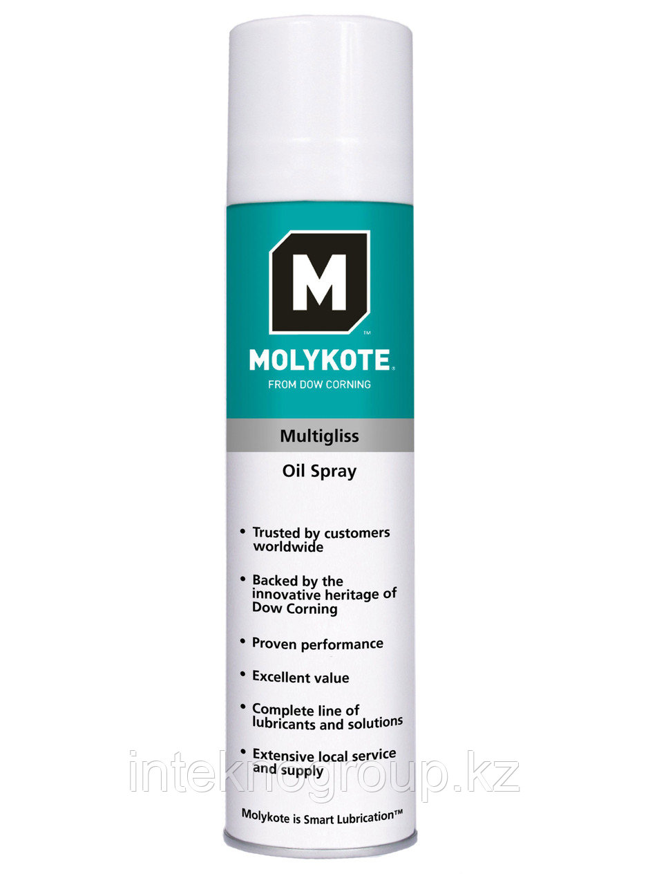 Dow Corning Molykote Multigliss spray 400 мл.