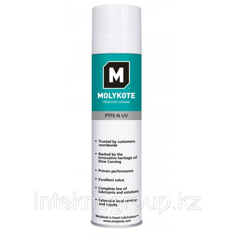 Dow Corning Molykote PTFE N-UV spray 400 мл.