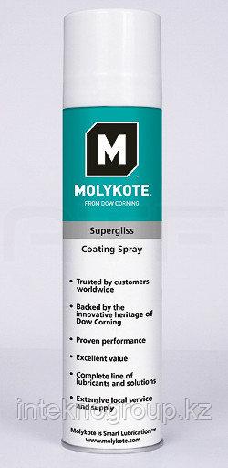 Dow Corning Molykote Supergliss spray 400 мл.