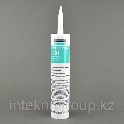 Dow Corning Molykote 7091 adhesive sealant 310 мл. (черный)