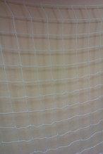 Сетка заградительная, толщина 2,2 мм, ячейка 100 х 100 мм