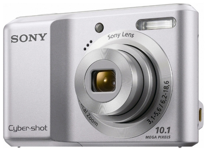 Фотоаппарат Sony Cyber-Shot DSC-S1900 (серебристый)