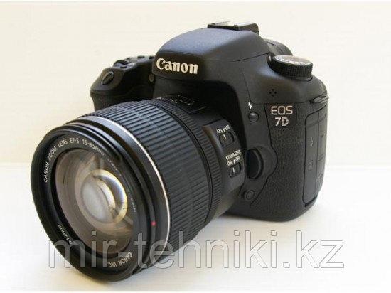 Фотоаппарат 7D MARK II kit 18-135 mm NANO USM WI-FI +GPS