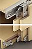 Комплект Slido Classic 50 VF SR, для 2 дверных полотен, 19-21 мм