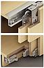 Комплект Slido Classic 50 VF SR, для 2 дверных полотен, 22-27 мм