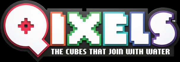 Qixels конструкторы для творчества