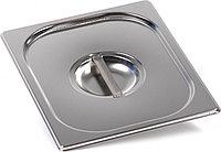 Крышка Luxstahl из нержавеющей стали для GN 1/2 [812-L]