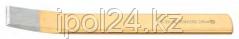 Шлицевое зубило наклонное 240x26x7 mm
