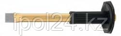 Плоское зубило HS: с защитой для рук 350x23x13 27 мм