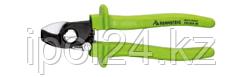 Ножницы для кабеля D 15 самораскрывающиеся, с раскрывающей пружиной в головной части